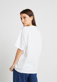 G-Star - DISEM - T-shirt - bas - white - 2
