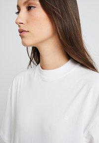 G-Star - DISEM - T-shirt - bas - white - 4