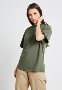 G-Star - DISEM - T-shirt basic - wild rovic - 0