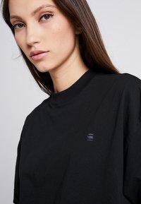 G-Star - DISEM - T-shirt - bas - black - 4