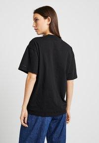 G-Star - DISEM - Basic T-shirt - black - 2
