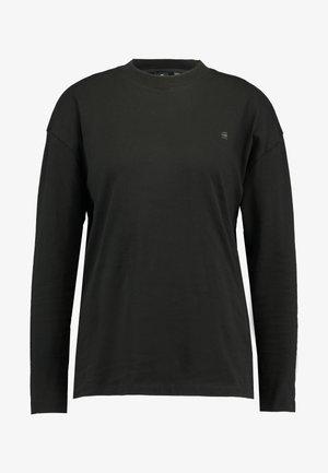 DISEM L/S - Bluzka z długim rękawem - black