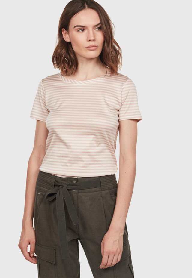 MYSID - T-shirt print - pink