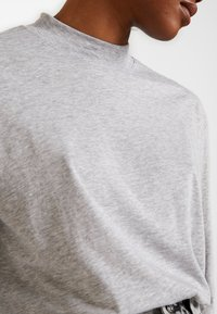 G-Star - LOOSE FUNNEL - Long sleeved top - grey heather - 5