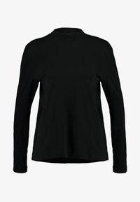 G-Star - LOOSE FUNNEL - Camiseta de manga larga - black - 4