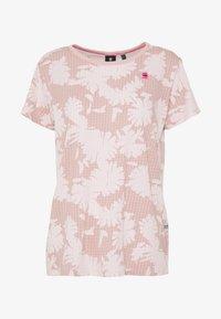 G-Star - GYRE - T-shirt print - bleach pink - 4