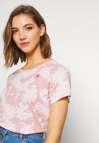 G-Star - GYRE - T-shirt print - bleach pink - 3