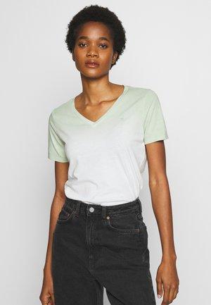 MYSID DIP - T-shirts med print - freez green