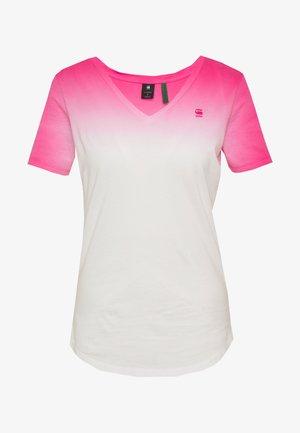 MYSID DIP - T-shirt imprimé - bright rebel pink