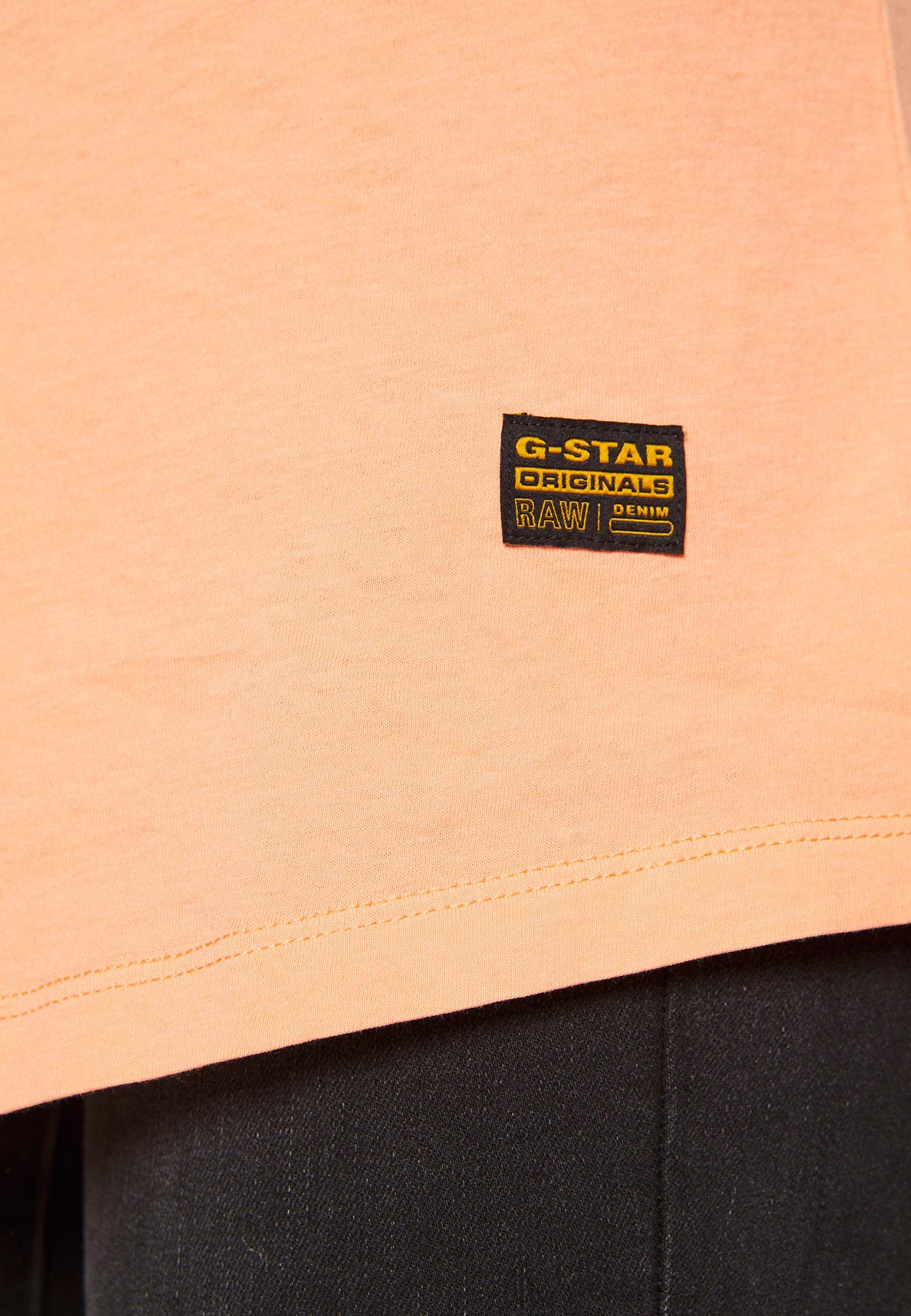 G-Star LASH FEM LOOSE - T-shirt basic - tangerine