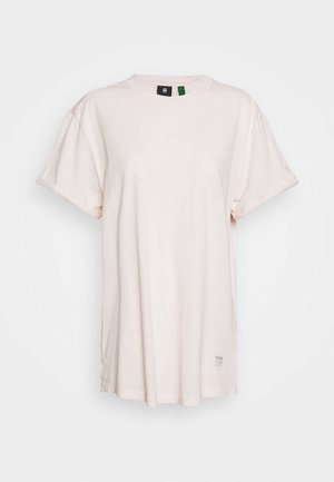 LASH FEM LOOSE - T-shirt basic - light pink