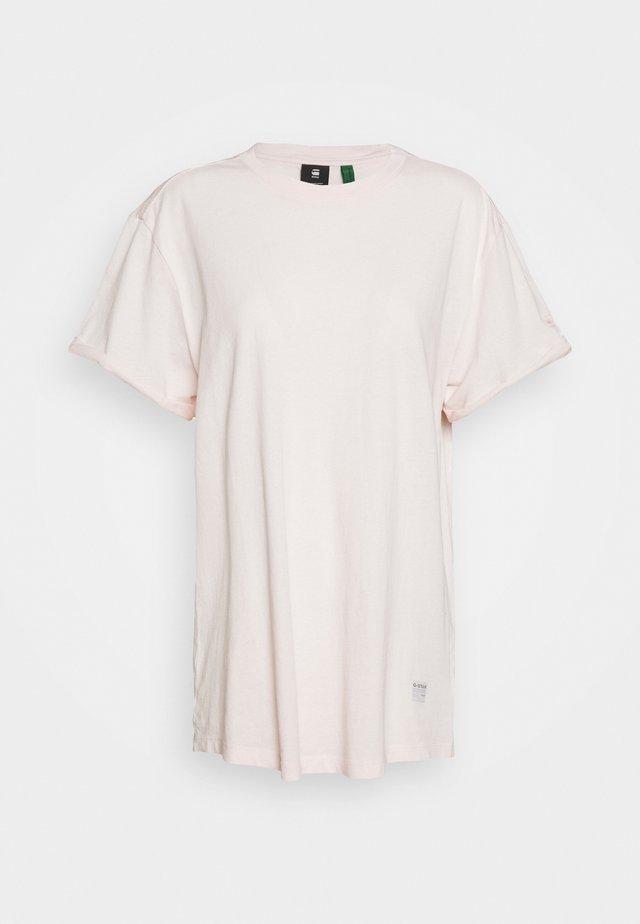 LASH FEM LOOSE - Basic T-shirt - light pink