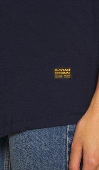 G-Star - LASH LOOSE  - T-shirt basic - sartho blue - 5