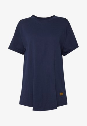 LASH LOOSE  - Basic T-shirt - sartho blue
