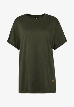 LASH LOOSE  - T-shirt basic - algae