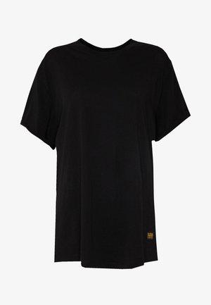 LASH LOOSE  - T-shirt basic - black