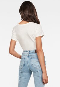 G-Star - GYRE CUT&SEW - T-shirt print - beige - 1
