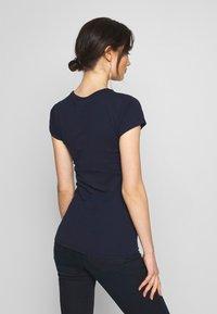 G-Star - SMALL LOGO SLIM  - T-shirt basic - sartho blue - 2