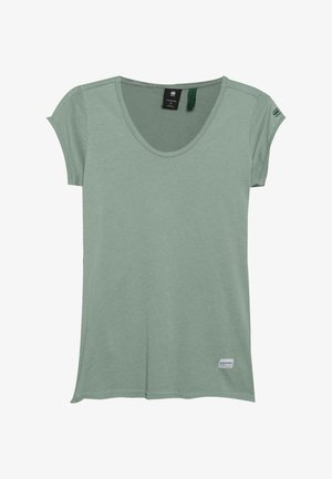 CORE EYBEN SLIM - T-shirts - olive