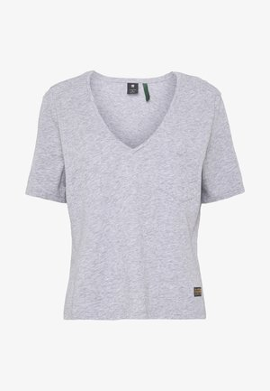 CORE OVVELA - T-shirts med print - grey heather
