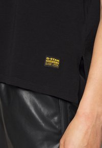 G-Star - CORE OVVELA - Print T-shirt - black - 5