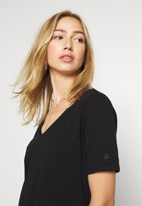 G-Star - CORE OVVELA - Print T-shirt - black - 3