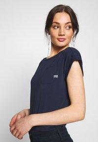 G-Star - NOXER BOAT NECK T-SHIRT - T-shirt - bas - sartho blue - 3