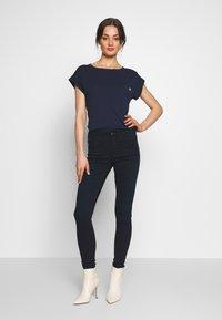 G-Star - NOXER BOAT NECK T-SHIRT - T-shirt - bas - sartho blue - 1
