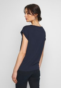 G-Star - NOXER BOAT NECK T-SHIRT - T-shirt - bas - sartho blue - 2