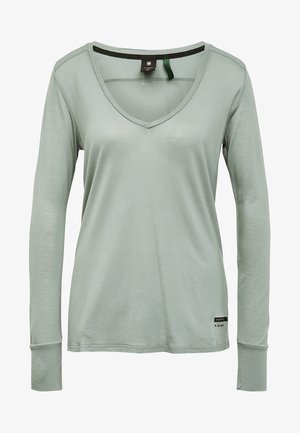 GYRE UTILITY - Long sleeved top - dusty green