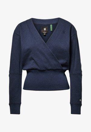 XZYPH INCREMIS CROSSOVER  - Sweatshirt - servant blue