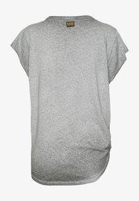 G-Star - GYRE KNOT CAP - Basic T-shirt - grey - 1