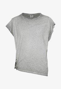 G-Star - GYRE KNOT CAP - Basic T-shirt - grey - 0