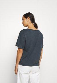 G-Star - JOOSAR WMN - Basic T-shirt - black - 2