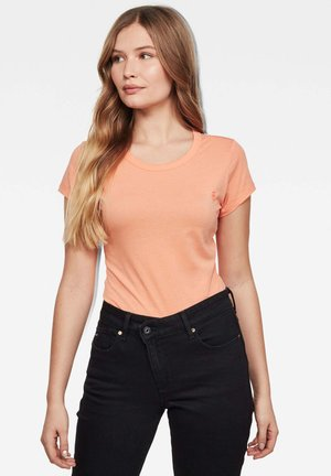 T-shirt basique - tangerine