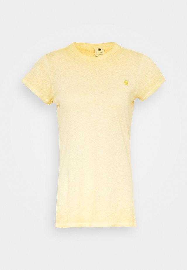 EYBER SLIM - T-shirt imprimé - samosa gd