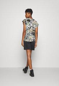 G-Star - GYRE AO KNOT R T WMN CAP SL - Print T-shirt - khaki/olive - 2