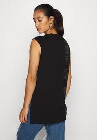 G-Star - HALF ORIGINALS GR LOOSE R T WMN SLS - Camiseta estampada - black - 2