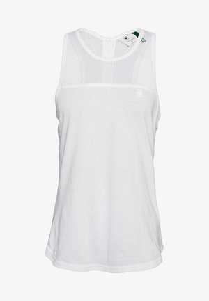 MESH  OPTIC SLIM - Top - white