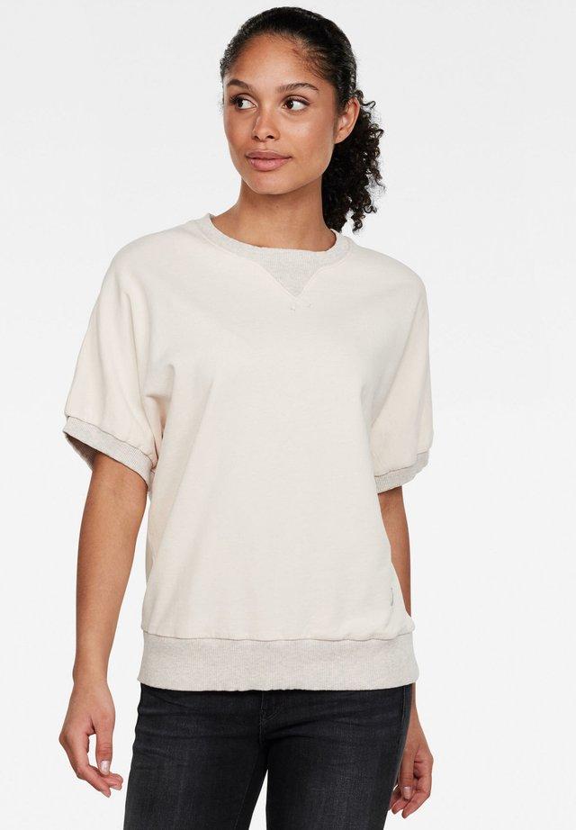 JASMASW - T-shirt print - nude