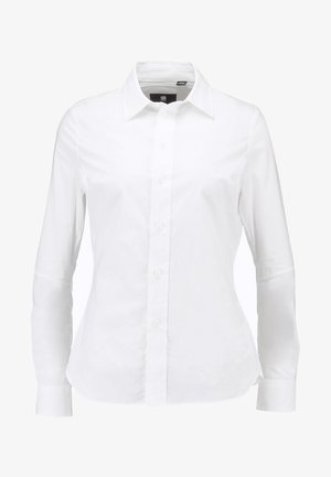 CORE SLIM - Skjorte - white