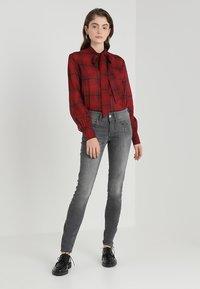 G-Star - DELINE BOYFRIEND BOW - Skjorte - red - 1