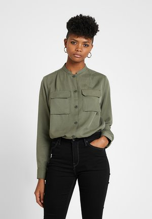 ROVIC BF WMN L\S - Button-down blouse - shamrock
