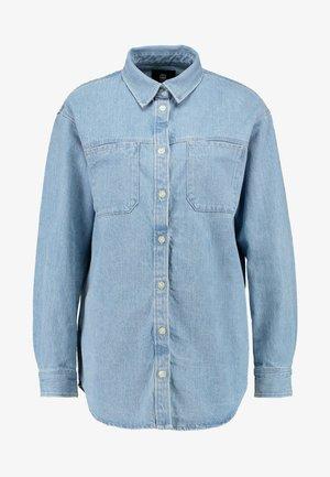 PAROTA BF SHIRT L/S - Button-down blouse - light aged