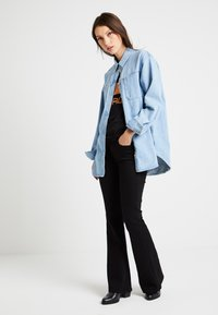 G-Star - PAROTA BF SHIRT L/S - Overhemdblouse - light aged - 1