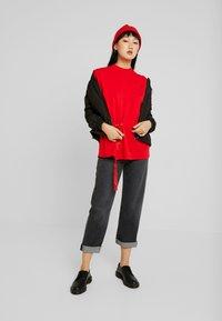 G-Star - DISEM LOOSE R T WMN S/S - T-shirt med print - acid red - 1