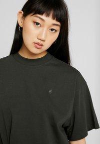 G-Star - DISEM LOOSE R T WMN S/S - Print T-shirt - asfalt - 5