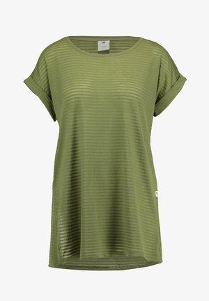 LUGE - T-shirt print - sage