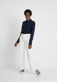 G-Star - CORE STRAIGHT SHIRT - Button-down blouse - pacific - 1