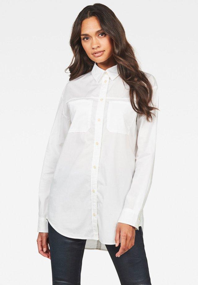 PAROTA  - Overhemdblouse - white